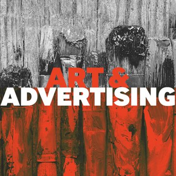 The Relationship between Art and Advertising