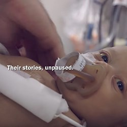SickKids Wows with Innovative Web Design in Life Unpaused Campaign
